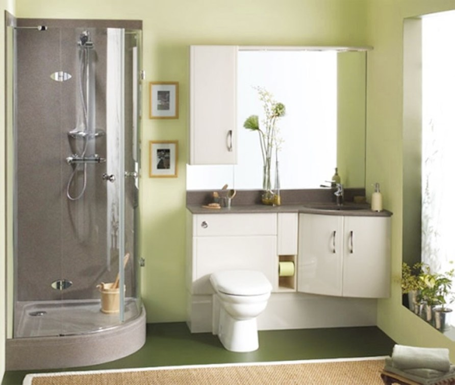 Making the Most Out of a Small Bathroom – Making a Small ...
