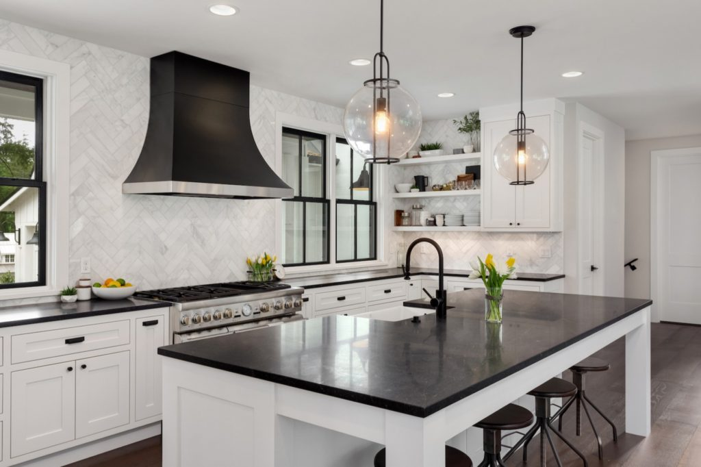 The Difference Between Modern And Contemporary Kitchen Designs
