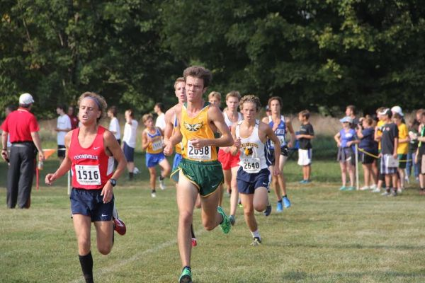 Tiger Cross Country wins Greater Louisville Classic | WSTX ...
