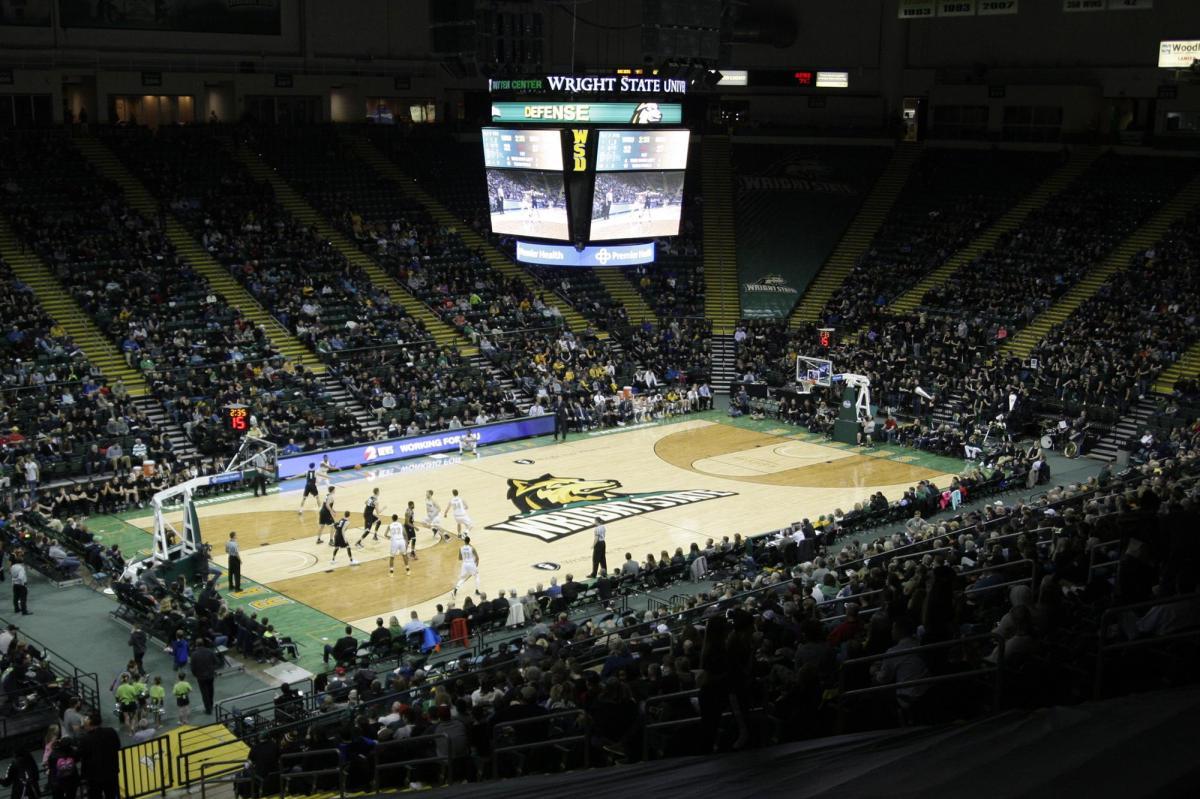 Wright State University Nutter Center - Facilities - Wright State  University Athletics