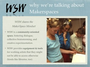 WSWMakerspace