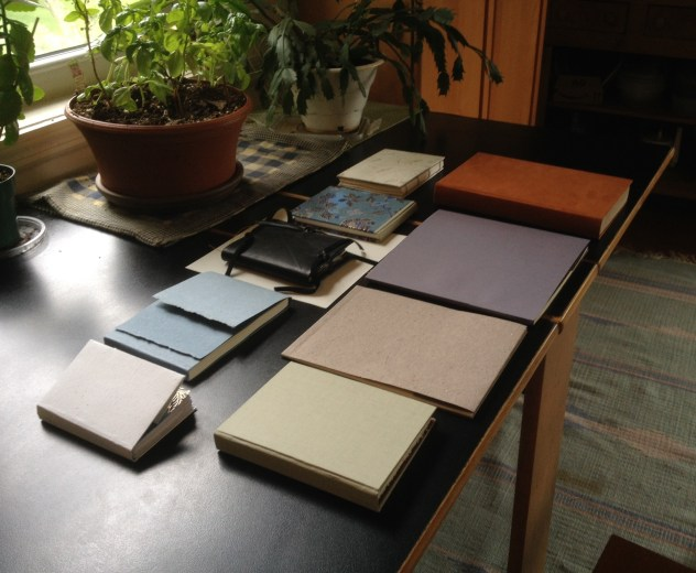 SAI week 1: 10 bound books