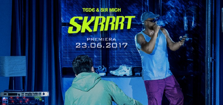 TEDE SIR MICH #skrrrt release party