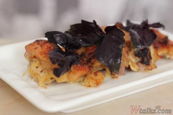 Куриные бедра барбекю - рецепт с фото