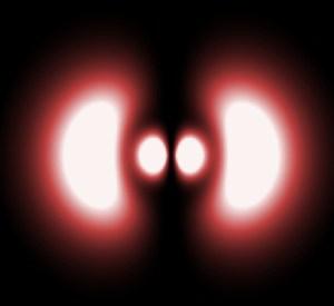 hydrogen atom orbital