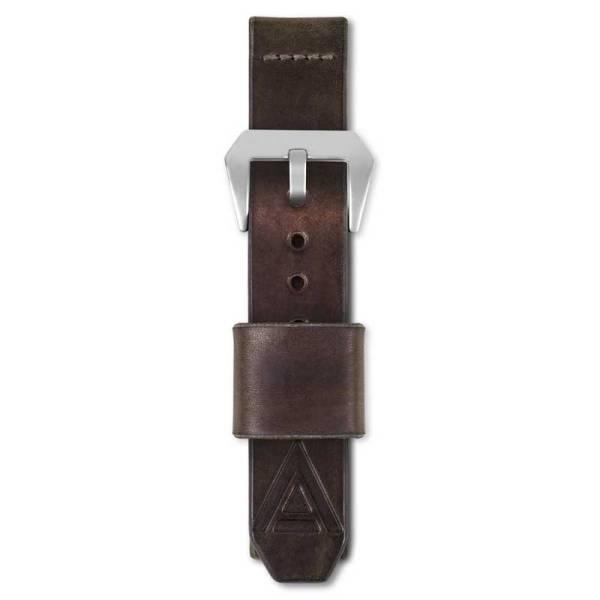 military watch straps by wt author fastened