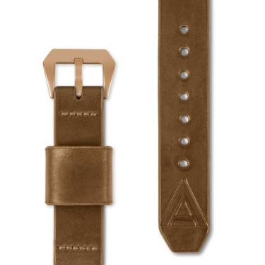 tan strap by wt author front