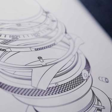 custom watches by wt author design your own watch drawing