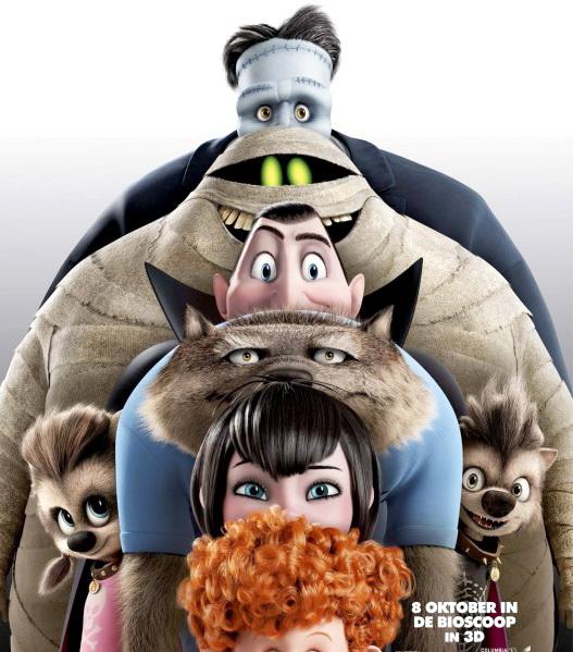 恐怖喜劇3D動畫 《尖叫旅社2》 9月25日 歡迎光臨! – 溫哥華真佛報