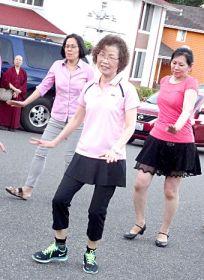 圖為舞姿曼妙輕盈p1100-14-03
