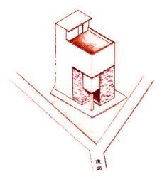 「畸零」地,呈現的形態,是「尖形」,尖就是「火煞」,因其形態不正,突出勁道強烈,住此屋的人,意外事端的比例會增強,個性也易走極端。p1129-a1-01