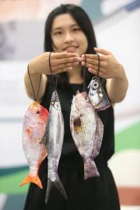 創意擬真魚包p1132-a1-10