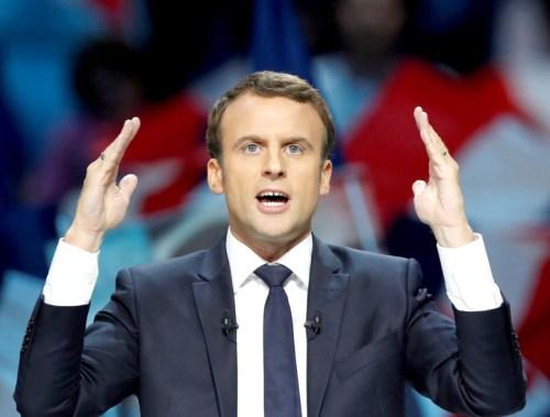 史上最年輕法國總統馬克宏 P1160-a1-02
