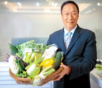 鴻海總裁郭台銘