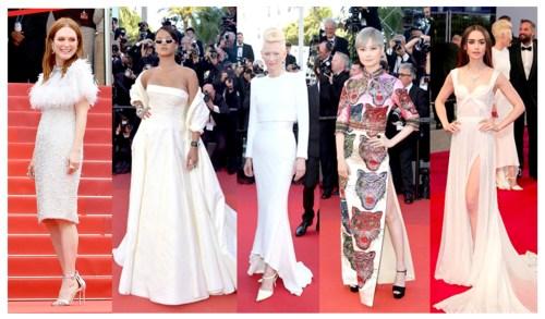 紅毯星光閃耀: Julianne Moore, Rihanna, Tilda Swinton, 李宇春, Lily Collins p1163-a8-14