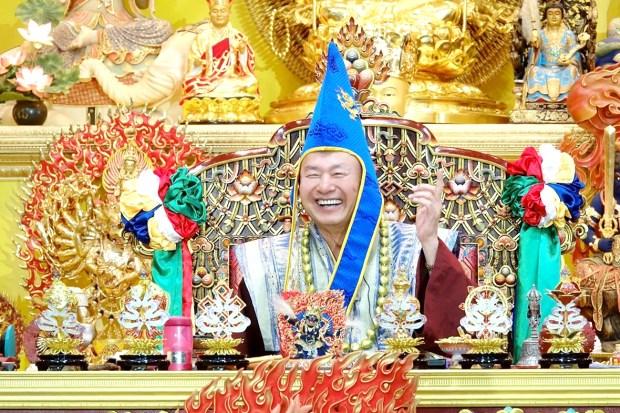 當代法王蓮生活佛盧勝彥 p1173-07-01