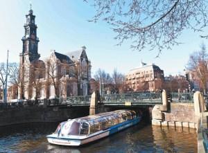 荷蘭阿姆斯特丹旅遊熱門景點