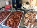 各式熱食菜餚