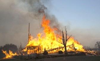 美國北加州葡萄酒產區納帕(Napa County)、索諾瑪(Sonoma County)、曼多西諾縣等祝融肆虐