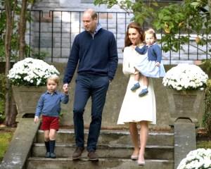 凱特王妃一家四口