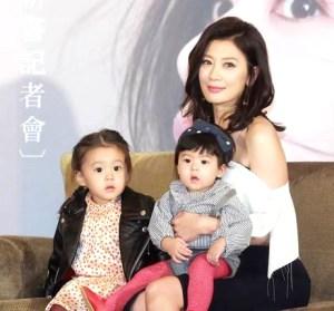 賈靜雯花7年陪伴女兒