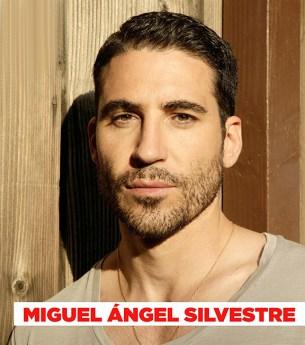 配音卡司堅強 Miguel Angel Silvestre