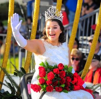 第一百位玫瑰皇后 Isabella Marez