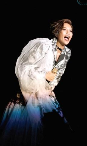 A-Lin高雄巨蛋開唱