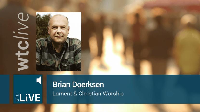 Brian Doerksen WTCLive