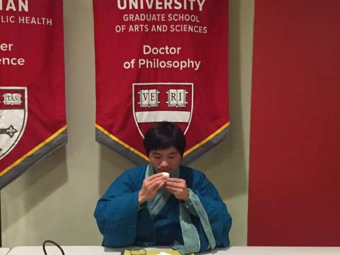 WTeaO.org Dr Tea Harvard lecture