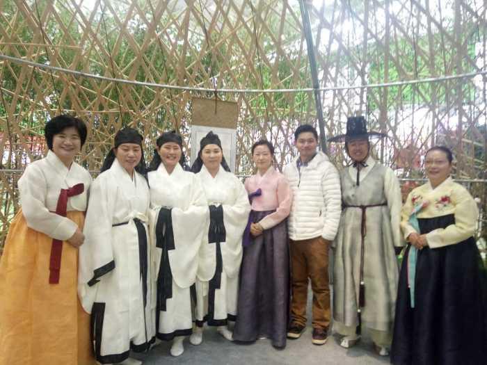 Tea culture exchange