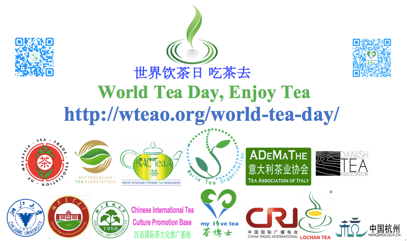 world tea day enjoy tea