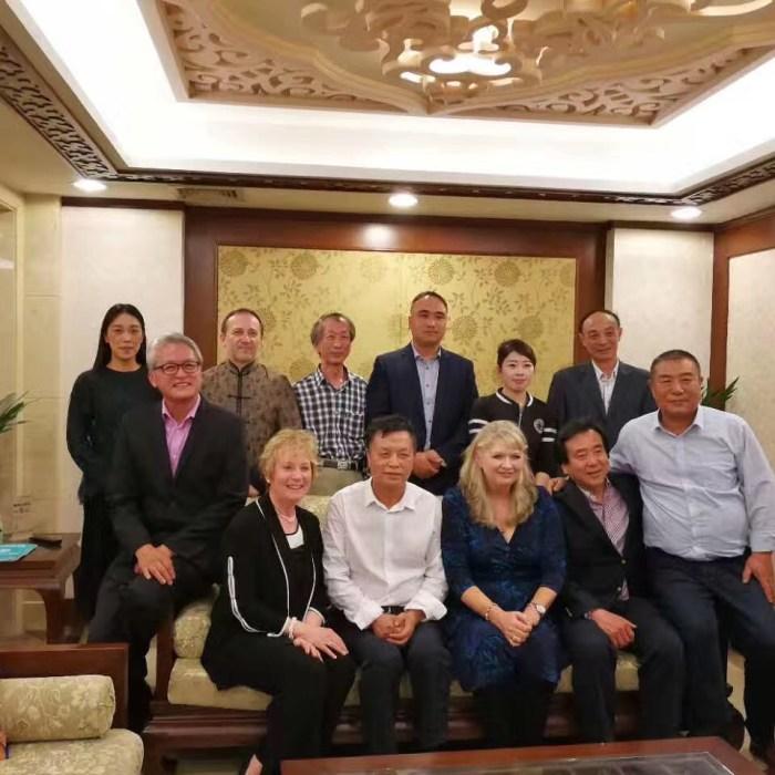 world tea organization board directors(Australia, Korea, Italy, Malaysian) etc for world tea day