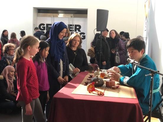 MFA featuring dr tea ceremony