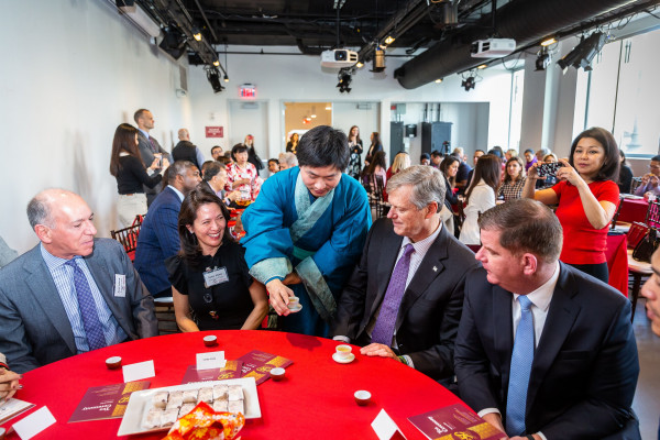 Community Service:Tea for a Better World