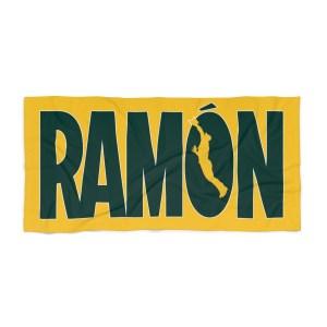 Ramon Catch Beach Towel