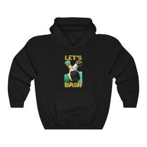 LET'S BASH  Hooded Sweatshirt