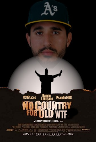 No Country for old WTF
