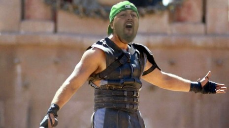 WTF, are you not entertained?