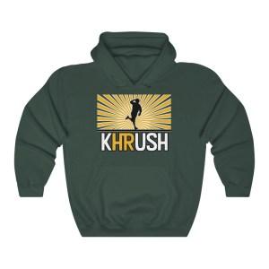 Salute to kHRush Hooded Sweatshirt