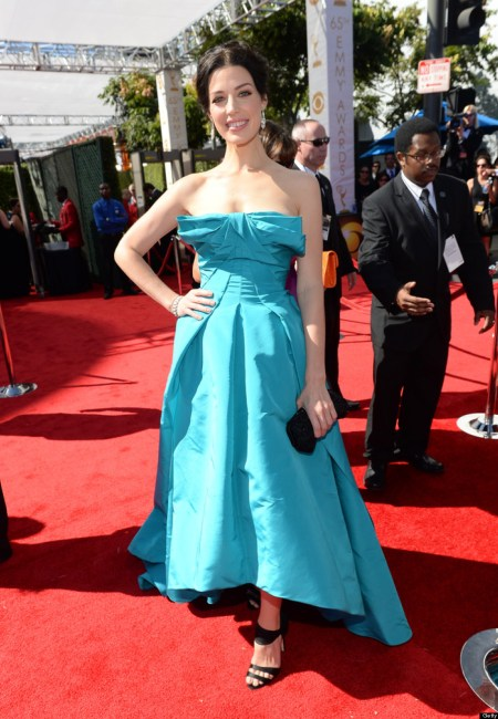 Audi Arrivals At The 65th Emmy Awards