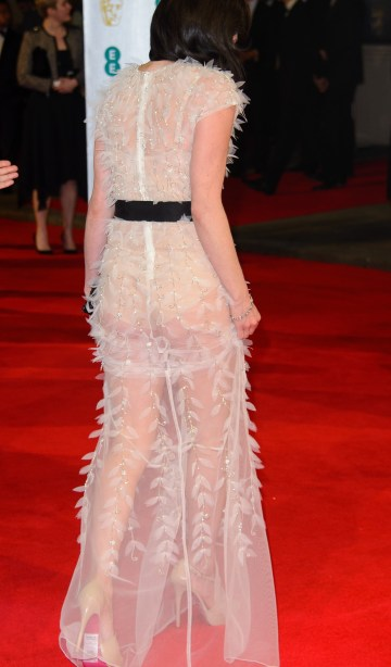EE British Academy Film Awards in 2014