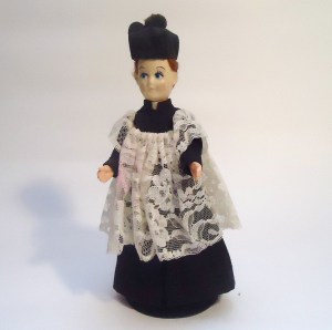 priest doll