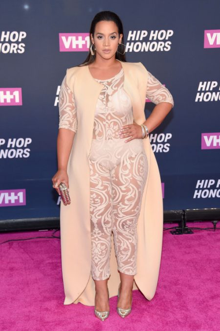 NEW YORK, NY - JULY 11: Actress Dascha Polanco attends the VH1 Hip Hop Honors: All Hail The Queens at David Geffen Hall on July 11, 2016 in New York City. (Photo by Michael Loccisano/Getty Images for VH1)