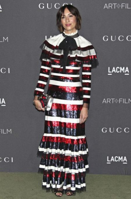 52217924 Celebrities at the 2016 LACMA Art + Film Gala held at the Los Angeles County Museum of Art in Los Angeles, California on October 29, 2016. Celebrities at the 2016 LACMA Art + Film Gala held at the Los Angeles County Museum of Art in Los Angeles, California on October 29, 2016. Pictured: Gia Coppola FameFlynet, Inc - Beverly Hills, CA, USA - +1 (310) 505-9876