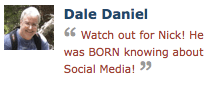 Dale Daniel on Nick Armstrong - Part 1
