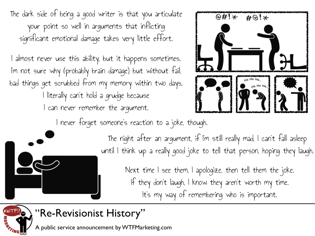 Re-Revisionist History