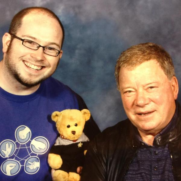 Nick and Shatner