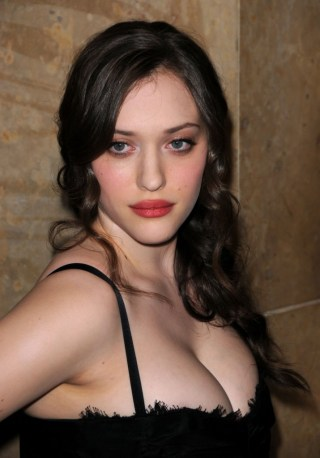 Kat Dennings - 12th annual Hollywood Film Festival Gala, Beverly Hills, 10/27/2008