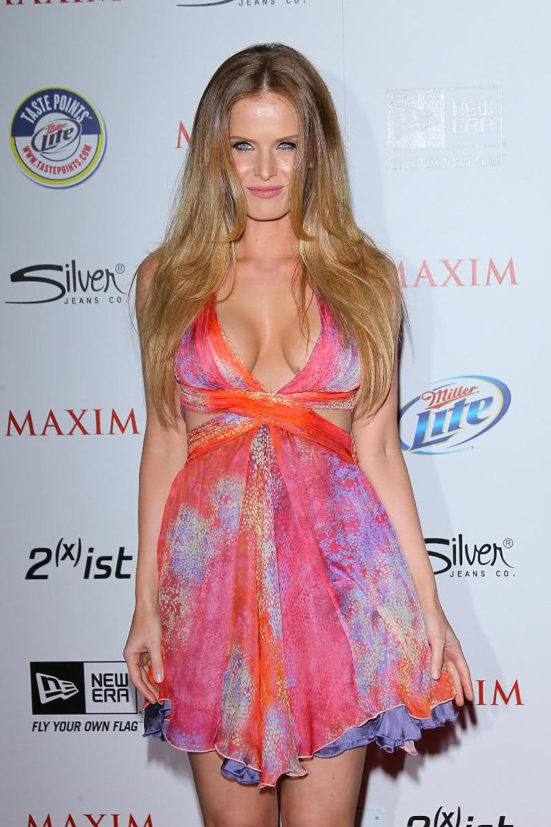 rebecca-mader-hot-cleavage | WTF Online